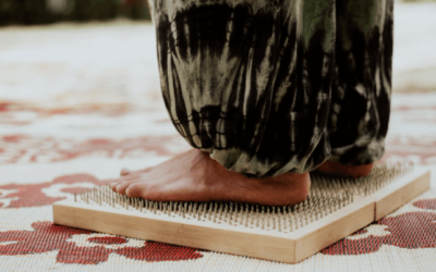 Comment utiliser le tapis champ de fleurs avec des aimants?